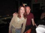 jodi and mal at Dishbar